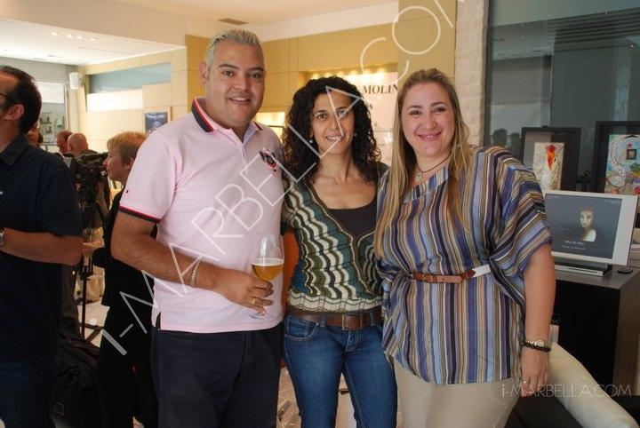 Gómez & Molina exclusive presentations during Marbella Luxury Weekend