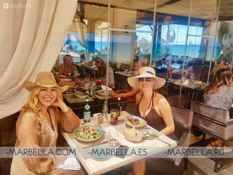 Annika Urm Blog: The so waited Summer Season is here! @Marbella 2019
