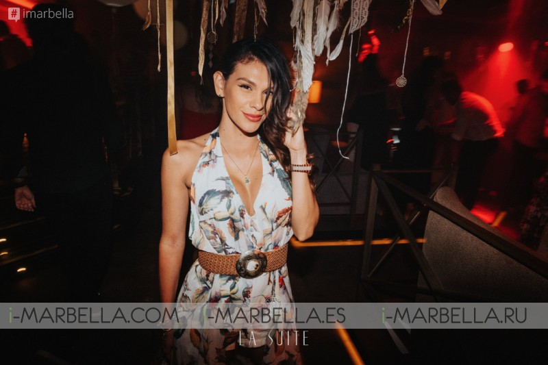 BoHo experience @ La Suite Club Marbella outstanding party July 2019 Gallery