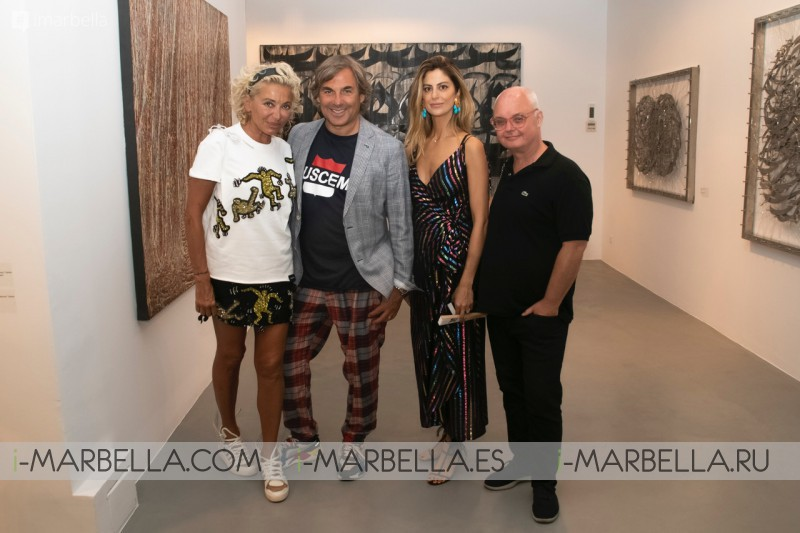 Sholeh Abghari Art Gallery opened its doors in Marbella July 2019 Gallery