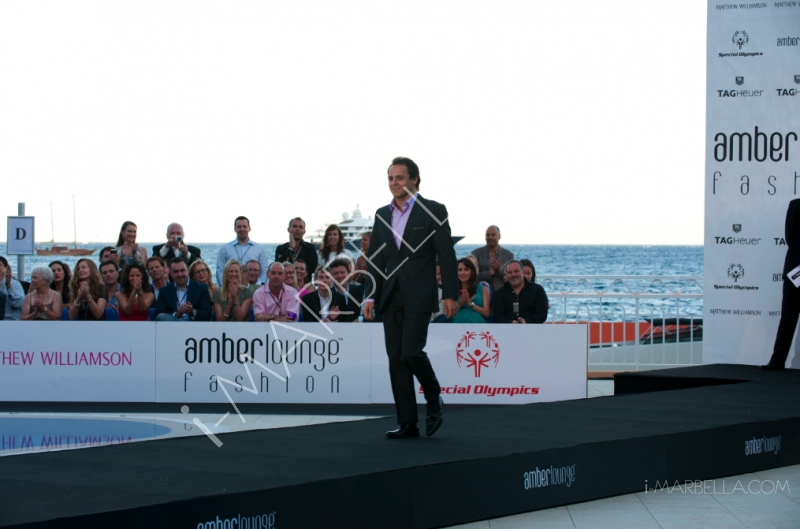 Amber Lounge Hosts Star Studded Fashion Show at the Monaco GP