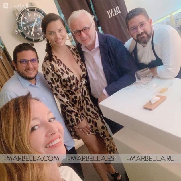 Supermodel Adriana Lima Amazing Holiday @ Puente Romano Marbella Summer 2019 Gallery