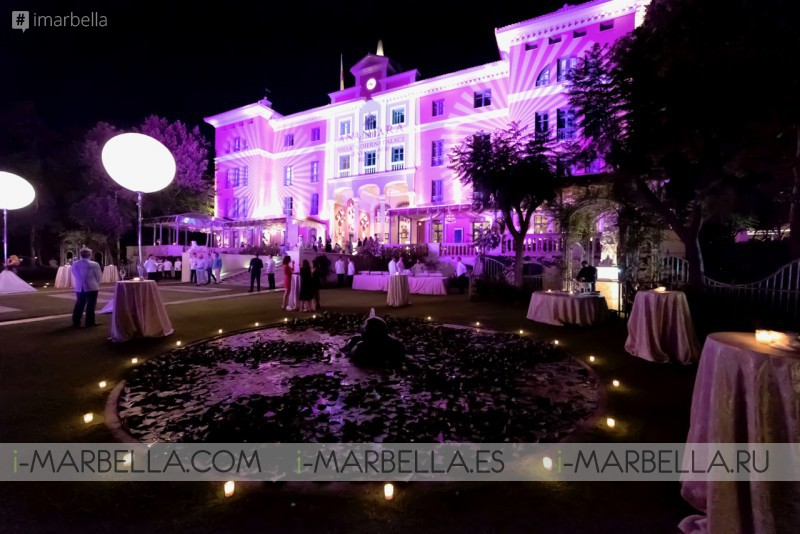 Marbella Art Welcome Party @Anantara Villa Padierna Palace Hotel 2019 Gallery Video