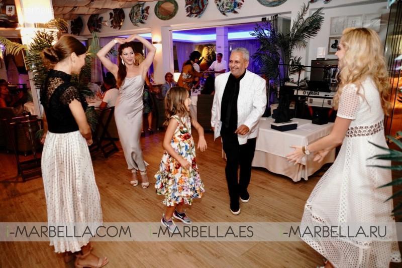 The Russian Model Victoria Bonya 6.3m followers has vacation @Anantara Villa Padierna Palace Hotel Marbella 2019