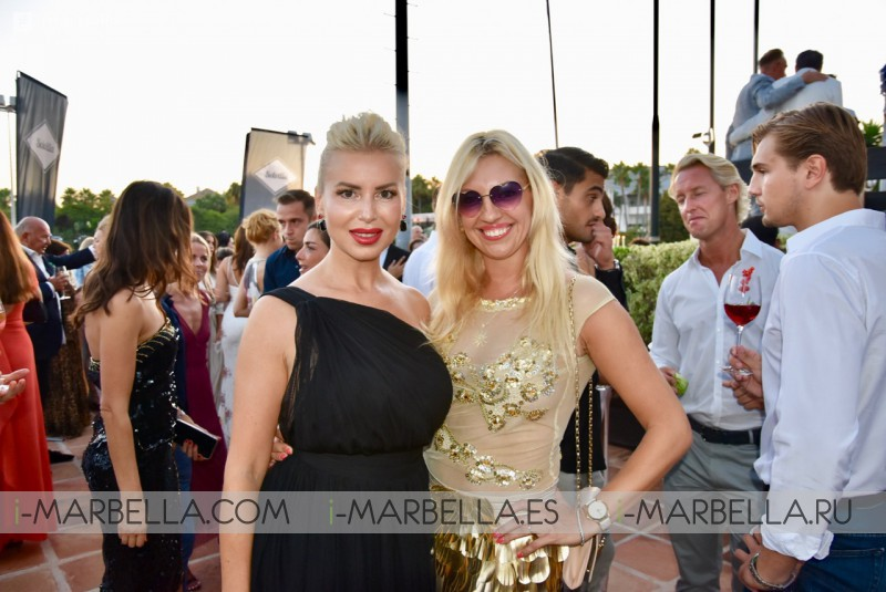 Inside of the 7th World Vision Gala at Puente Romano Marbella 2019 - Gallery, Video