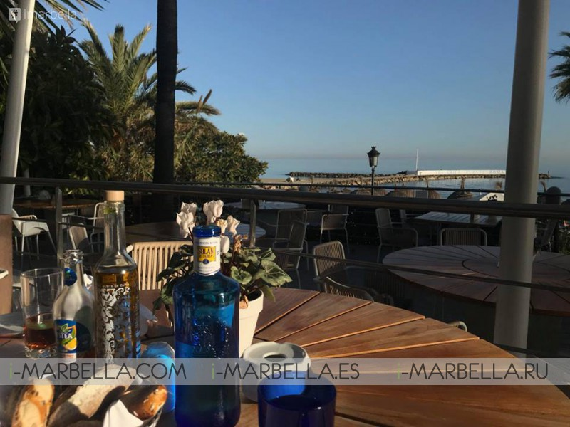 Every Sunday brunch buffet @ Sea Grill Marbella during September, 2019