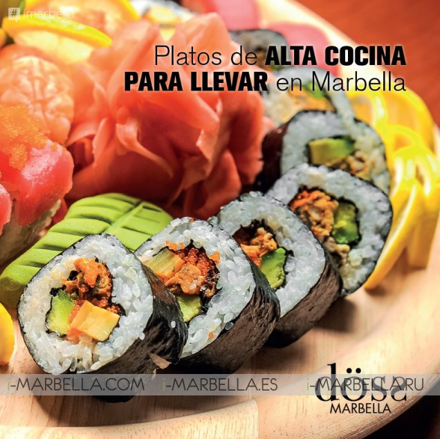 Make your September nights unique in döss Marbella, 2019