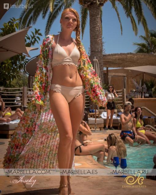 Luxury Beachwear Fashion Show @ Marbella – August 9, 2019 Gallery
