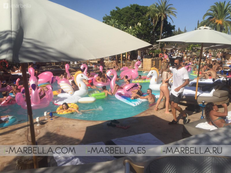 Luxury Beachwear Fashion Show @ Marbella – August 9, 2019 Gallery