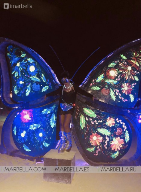 Natasha Romanov Burning Man Experience 'I'm a totally new person after this festival' @iMarbella exclusive 2019