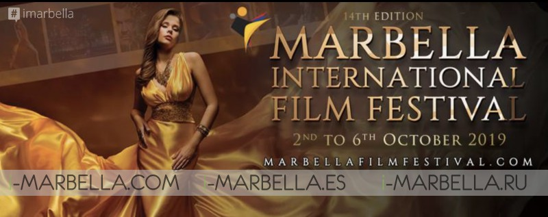 The 14th Edition of The International Marbella Film Festival @Marbella 2nd - 6th October 2019
