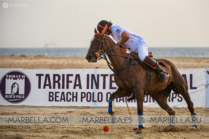 The Trocadero/Baque team wins the VI edition of Tarifa Beach Polo, September 2019 Gallery