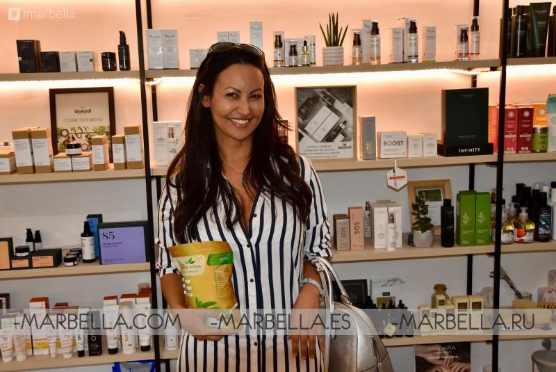 Golden Stevia Healthy Sweet Life Sugar Free Event at Biovardi Marbella 2019