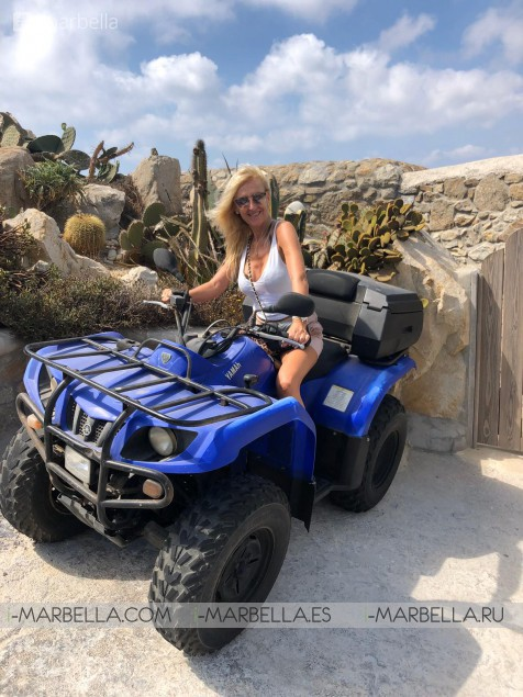 Karina Miller Blog 18: My first holiday in Mykonos was wow!!
