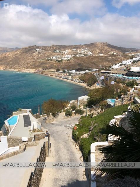 Karina Miller Blog 18: My first holiday in Mykonos was wow!!