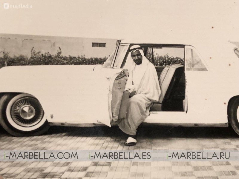 In memory of Sheikh Mohamed Ashmawi, a light in the history of Marbella 1935-2019