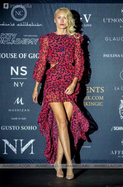 IC Fashion presented Magda Markowska, Affinity by Batool, House of Gigi fashion show and exhibition during London Fashion Week, 2019