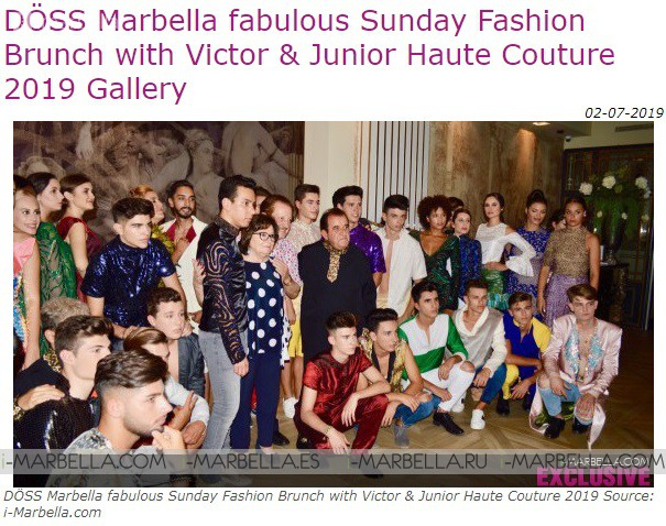 Jennifer Lopez, Eva Longoria, El Chiringuito, Döss Restaurant, Villa Padierna, Rotary Club made it to i-Marbella TOP 10 summer EVENTS 2019