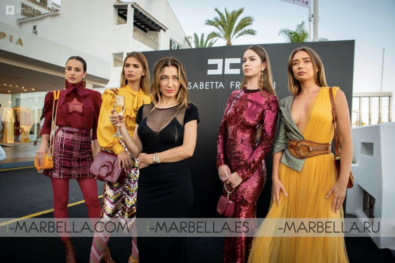Dr. Kai Kaye, Yanela Brooks, Antonio Banderas, Elisabetta Franchi, Bally Singh, Tim Storey at TOP 10 i-Marbella interviews!