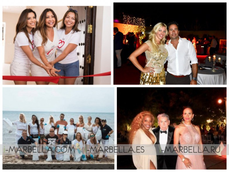 i-Marbella gives back! Supporting over 60 charities and thousands of people in need in 2018 and 2019!