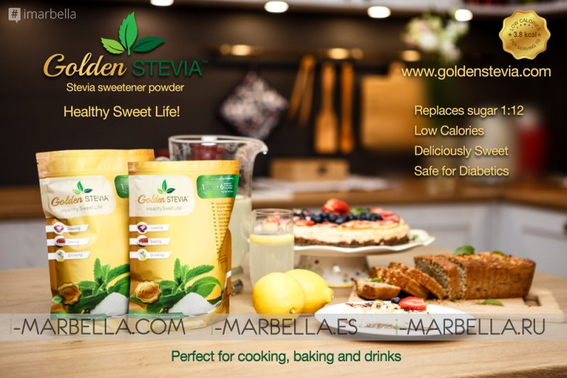 Health Coach Penny Foskaris Mission is To Help Overweight and Diabetes with Golden Stevia Los Angeles USA