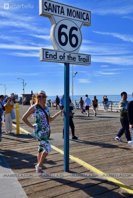 Annika Urm Blog: Los Angeles walk of fame, Santa Monica & Mega Success in 24h – November 2019