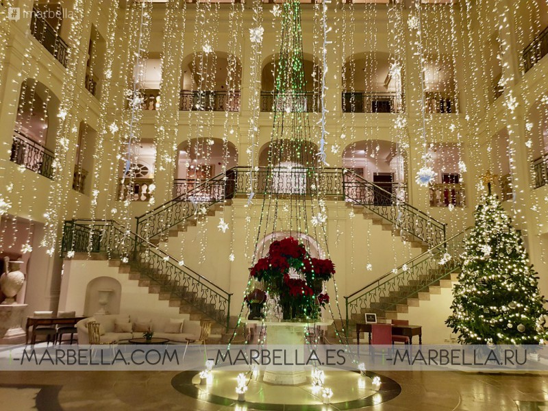 Christmas in Marbella? Live the Anantara Villa Padierna Palace experience 2019