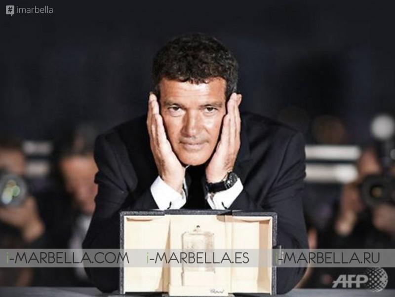 Antonio Banderas 'Pain & Glory' wins Best Actor award @SFBAFCC 2019