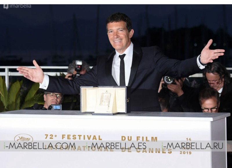 Antonio Banderas 'Pain & Glory' wins Best Actor award @SFBAFCC 2019