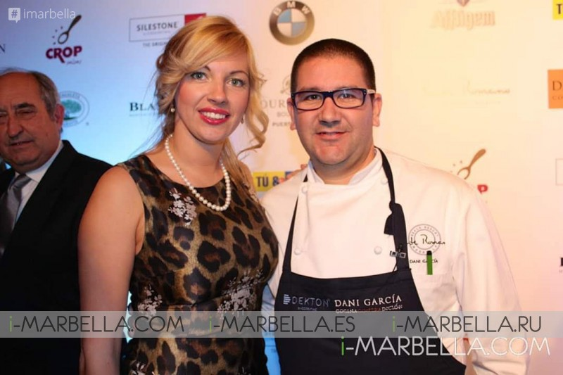 3-Michelin Stars Dani Garcia exclusive interview: he changed Andalusian kitchen & become food creation fashion icon @Marbella 2020