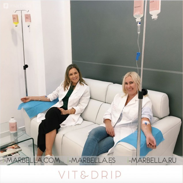 Vit&Drip Center Marbella #1 Vitamin Infusion and Wellness Center - Open Now 2020