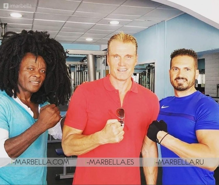 Exclusive Interview Dolph Lundgren investment to Marbella I made for my heart
