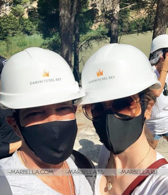 Antonio Banderas tests positive for COVID-19 @Marbella August 2020