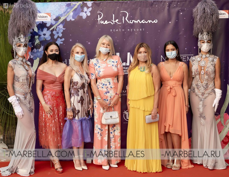 Gallery: World Vision's 8th Annual Gala Dinner at Puente Romano Marbella 2020