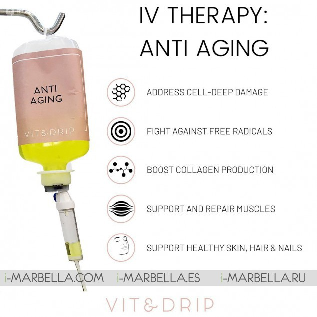 Annika Urm Vitamin IV Therapy experience at Vit&Drip Center Marbella: beyond  my expectation