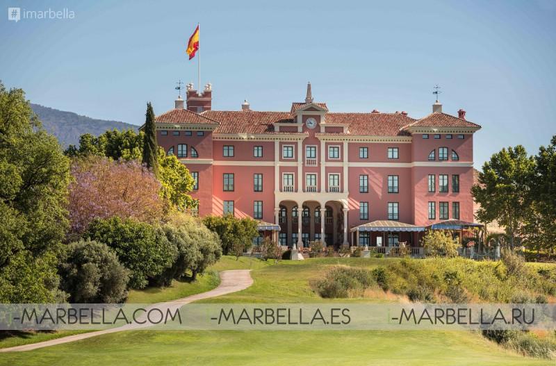 Anantara Villa Padierna Palace - Iconic five-star Marbella hotel reopens May 2021