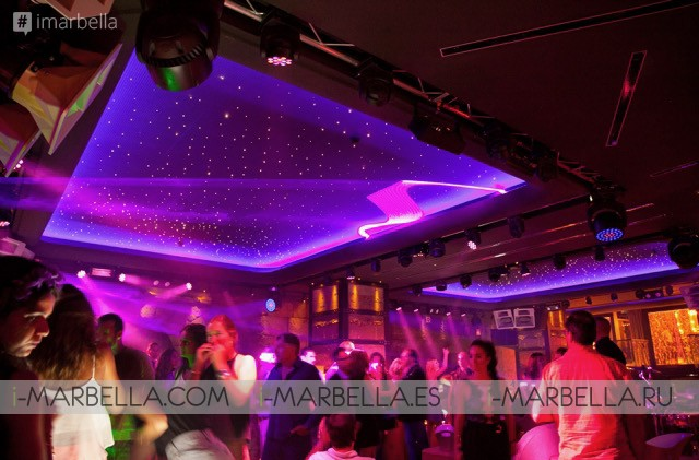 What to do In Marbella Nightlife?