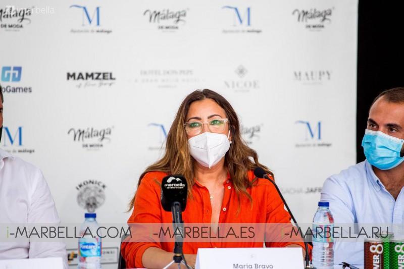 Amaury Nolasco, Maria Bravo, Luis Fonsi at Global Gift Gala Marbella 26th of August 2021