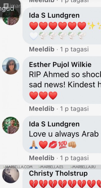 Marbella has lost an icon Sheikh Ahmed Mohammed Al Ashmawi - One of a kind, endless kindness
