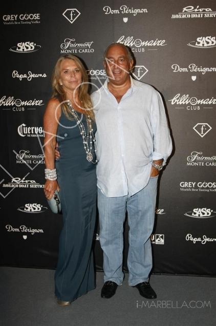Billionaire's Grand Prix Party in Monaco!Video!