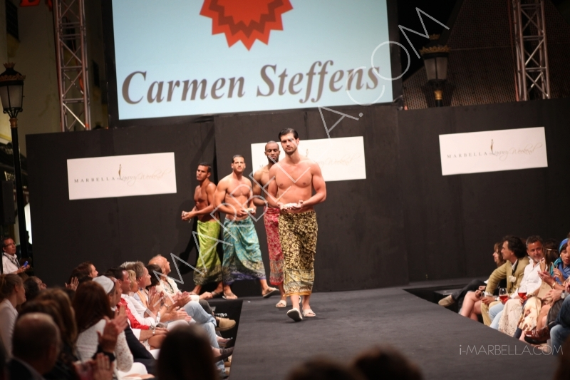 GALLERY:Marbella Luxury Weekend Catwalk