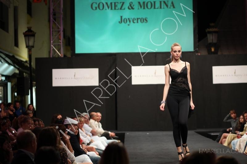 GALLERY:Marbella Luxury Weekend Catwalk