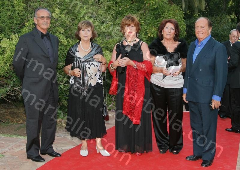 Rotary Gala Dinner at Finca Concepcion, Marbella