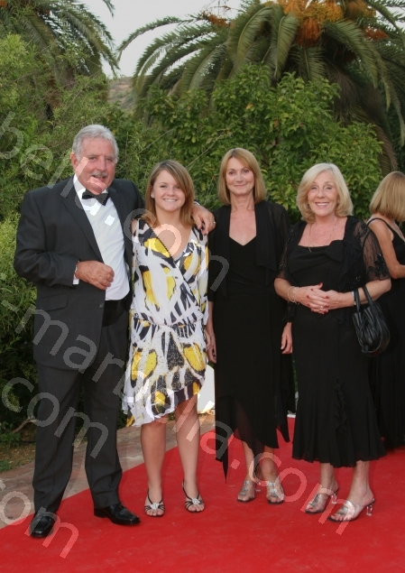 Rotary Gala Dinner at Finca Concepcion, Marbella