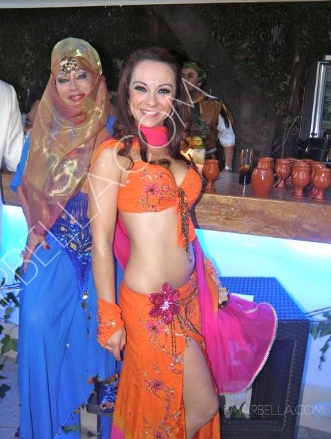 Marbella Cool celebra su primer aniversario en Guey