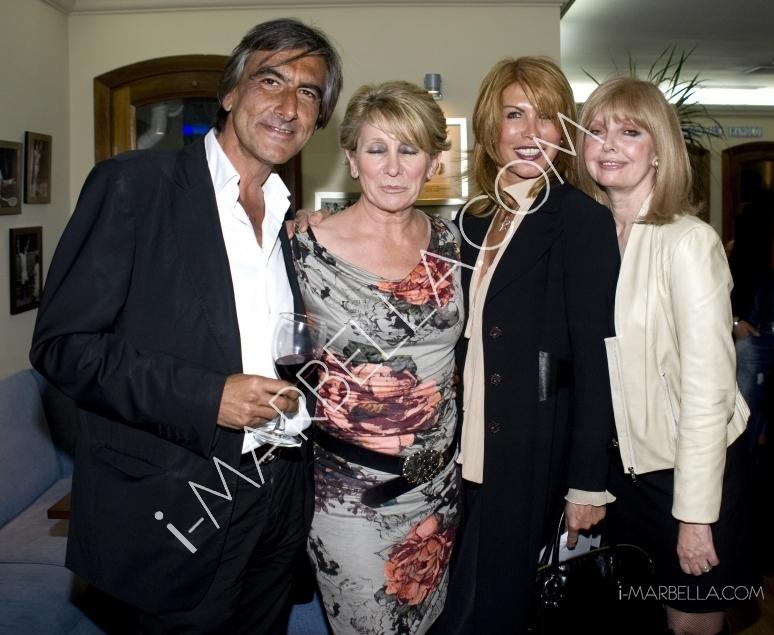 GALLERY: Manolo Santana tennis club presents