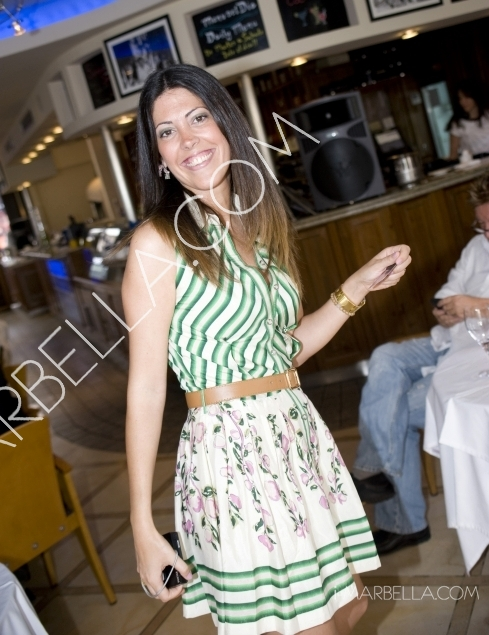 GALLERY:Roberto Cavalli at MC Cafe, Marbella