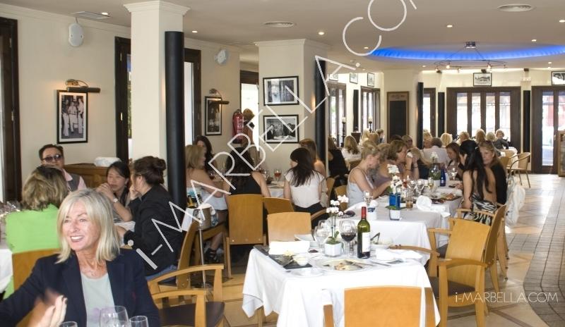 GALLERY:Roberto Cavalli at MC Cafe, Marbella