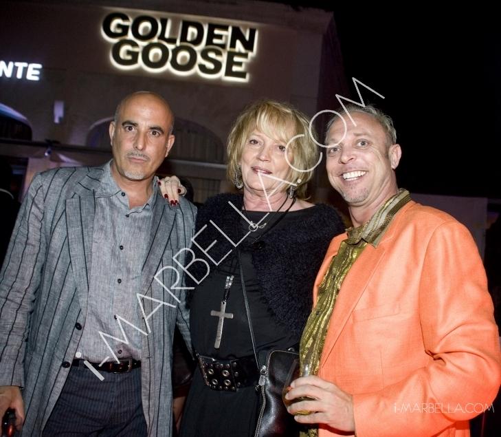 GALLERY: Golden Goose Opening