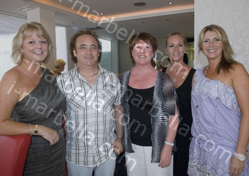Grapevine Ladies Lunch with Jean Cristophe Novelli